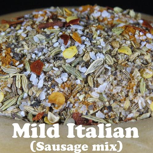 Mild Italian Sausage Mix