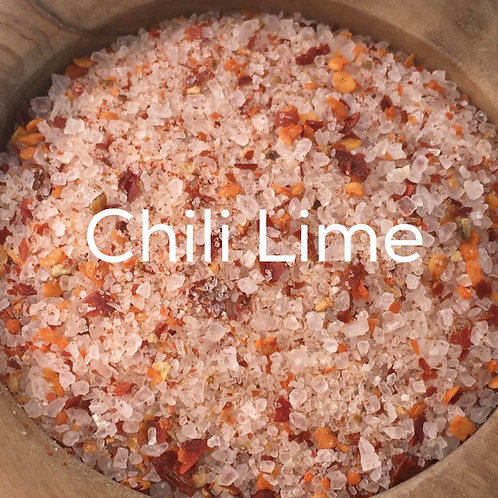 Chili Lime Gourmet Sea Salt