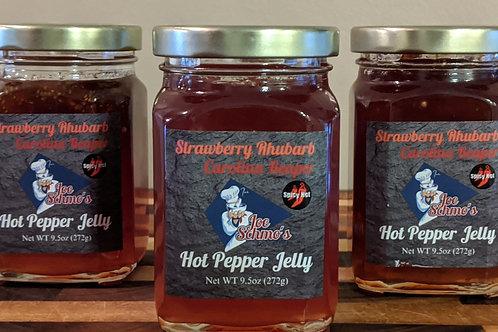 Strawberry / Rhubarb Carolina Reaper