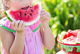 watermelon-summer-little-girl-eating-wat
