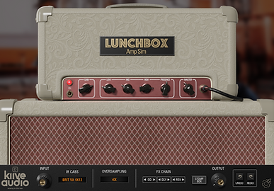 Lunchbox Amp Kiive Audio