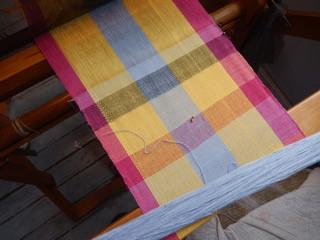 Bhutanese Weaving