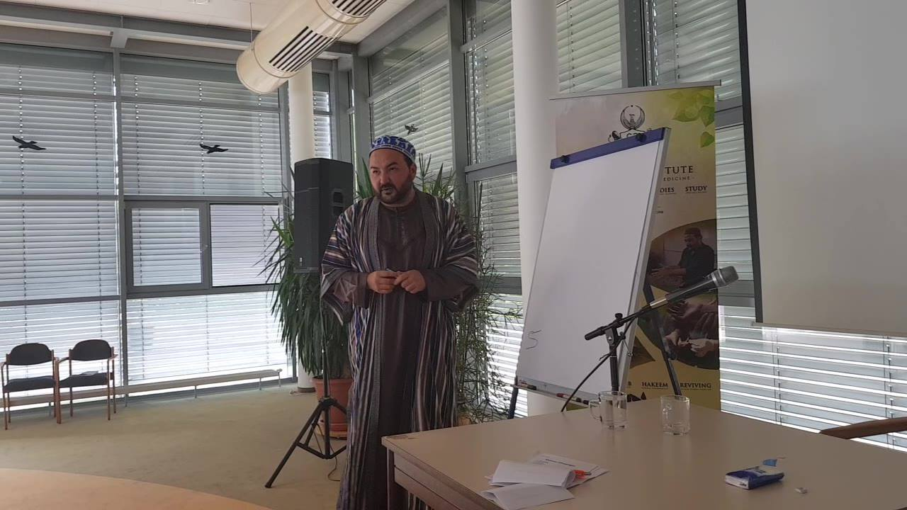 "A Short snippet from Shaykh Hakeem Atabek Shukurov's lecture on ""How to collect Herbs and Dry them according to Greco-Islamic Herbal Medicine."