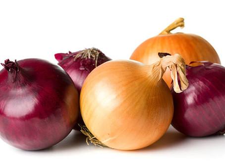 Onion: The Humble Healing Herb