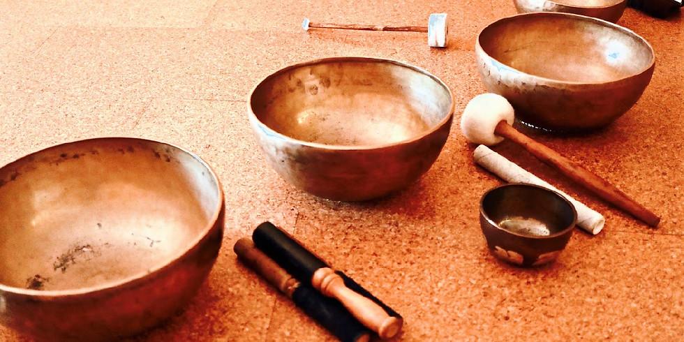 Mantra Yoga and Tibetan Sound Bath