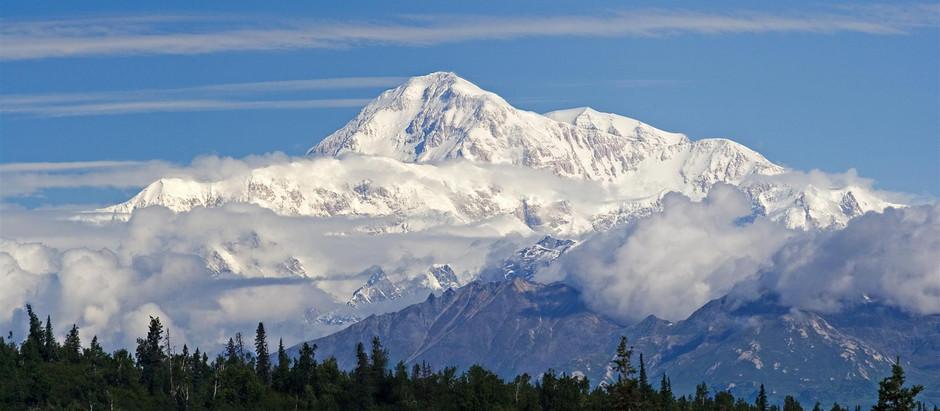 Monte Denali - como chegar lá?