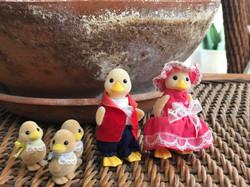 The Waddlington Duck Family