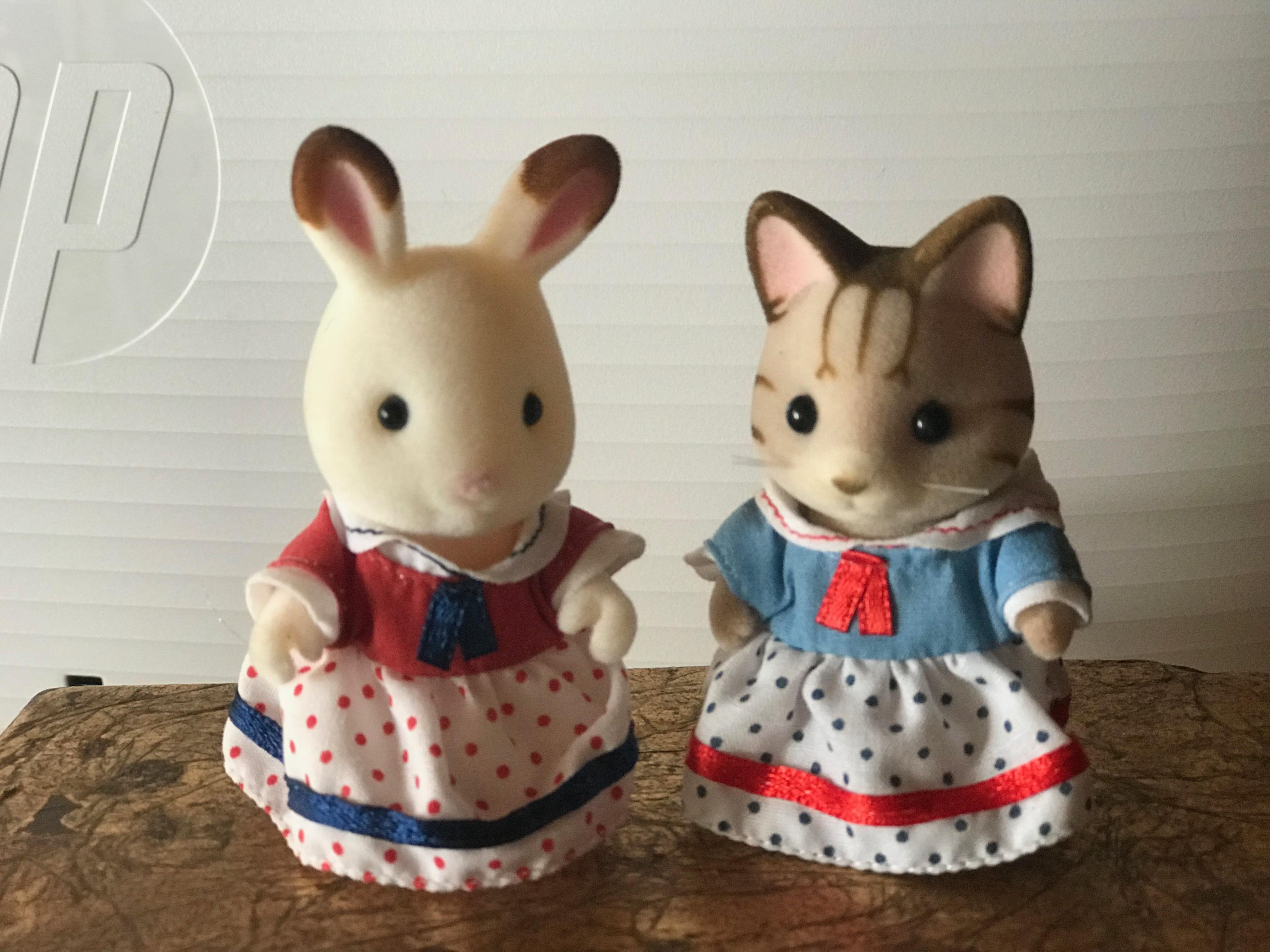 Two little friends!