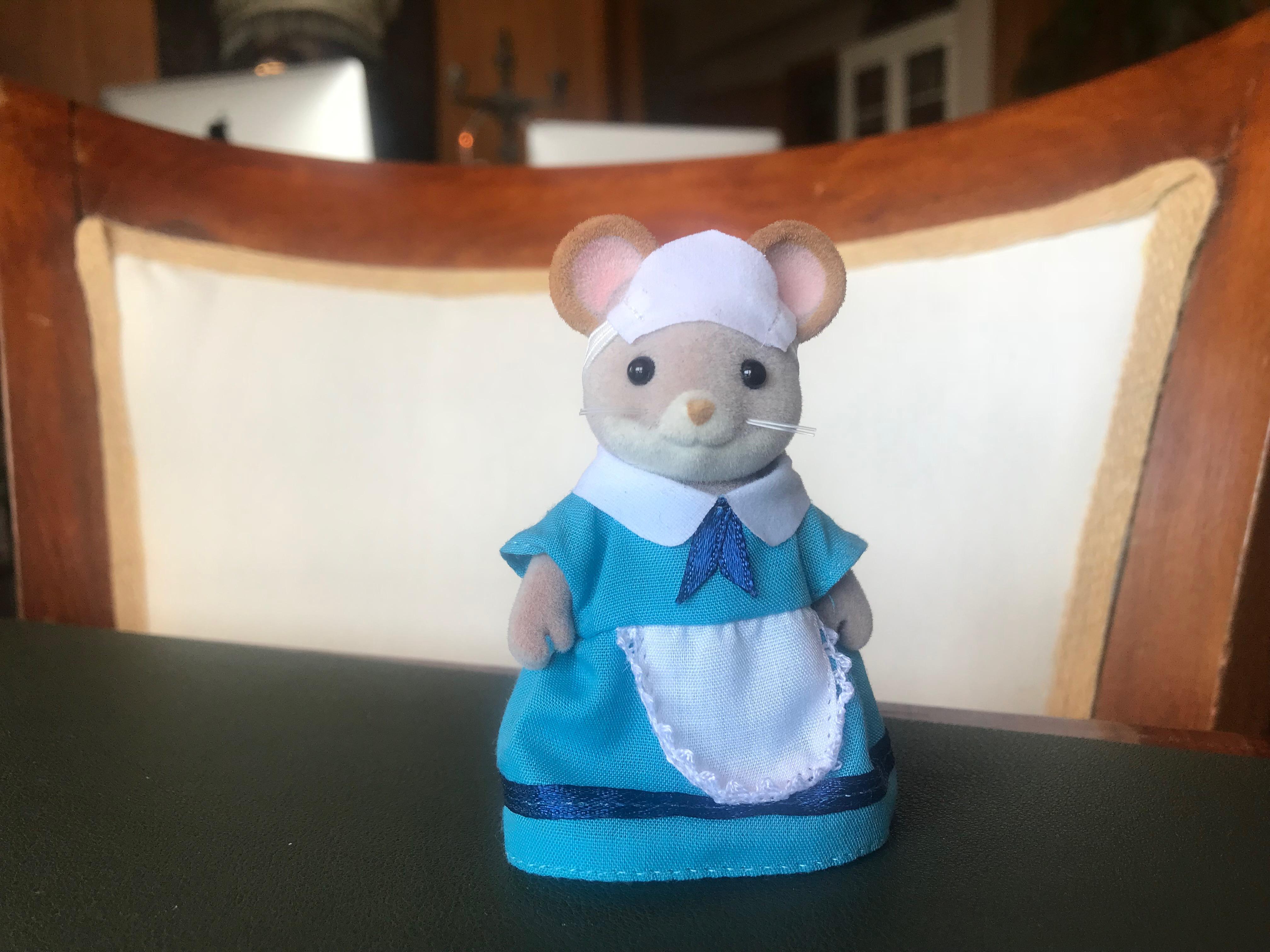 My favorite nurse!