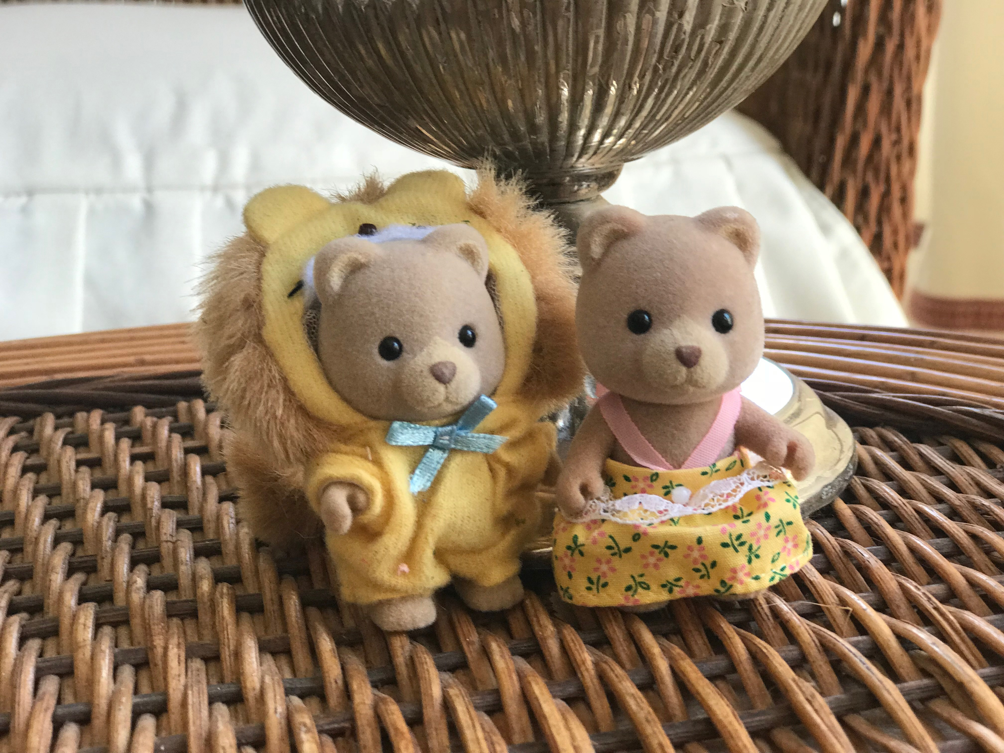 Petite Litte Bears