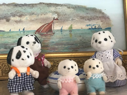The Dalmatians family