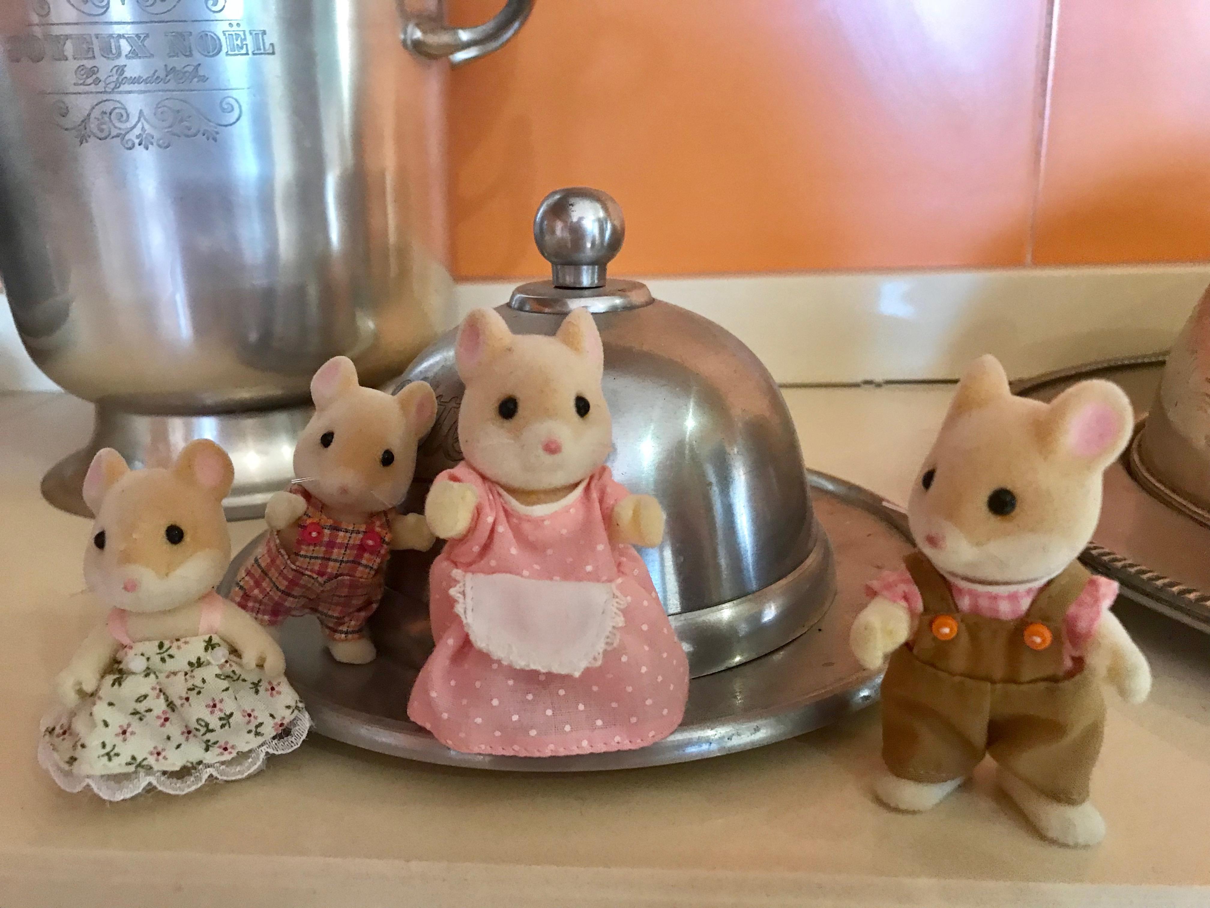 Hamilton Hamster Family