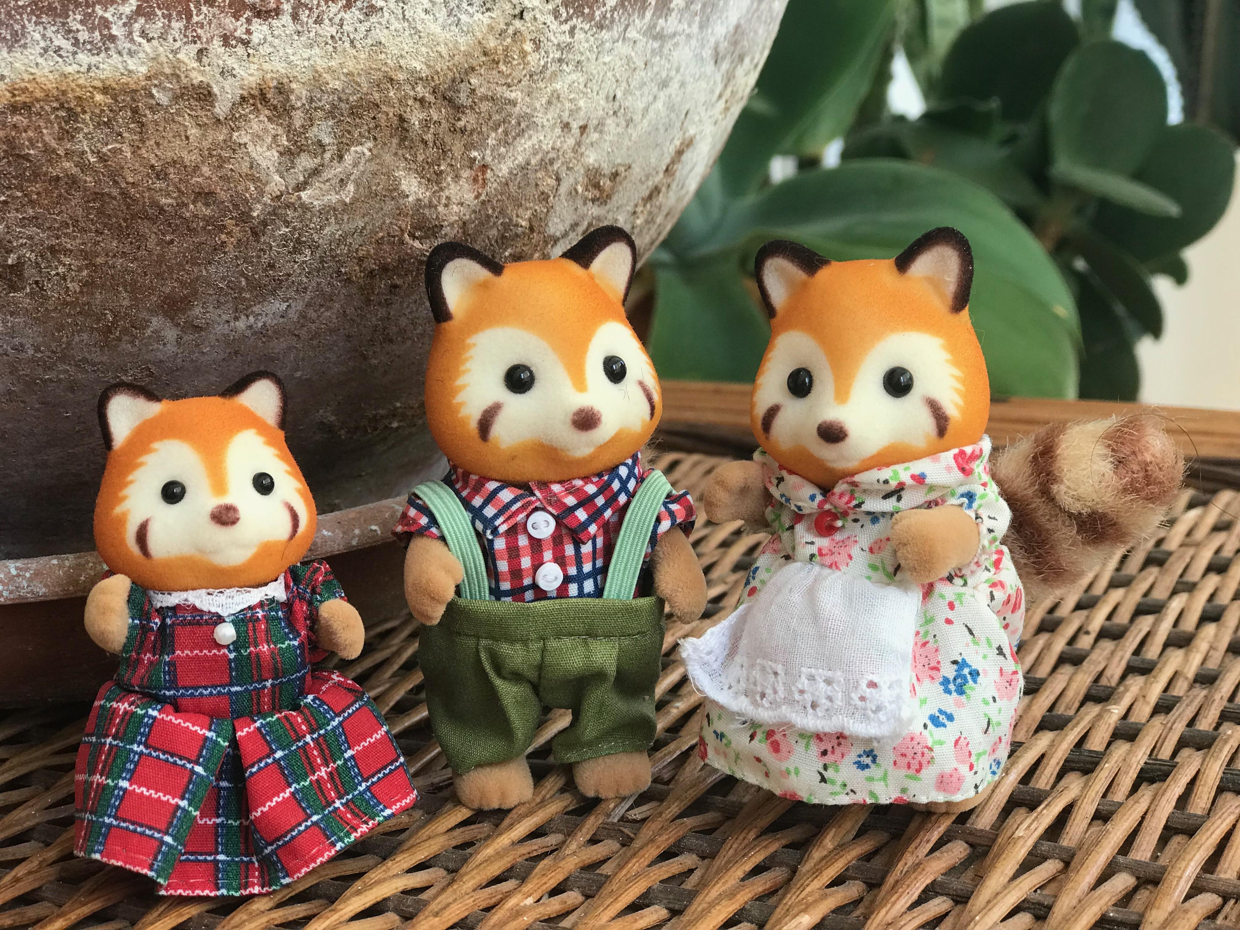 Robinson Red Pandas