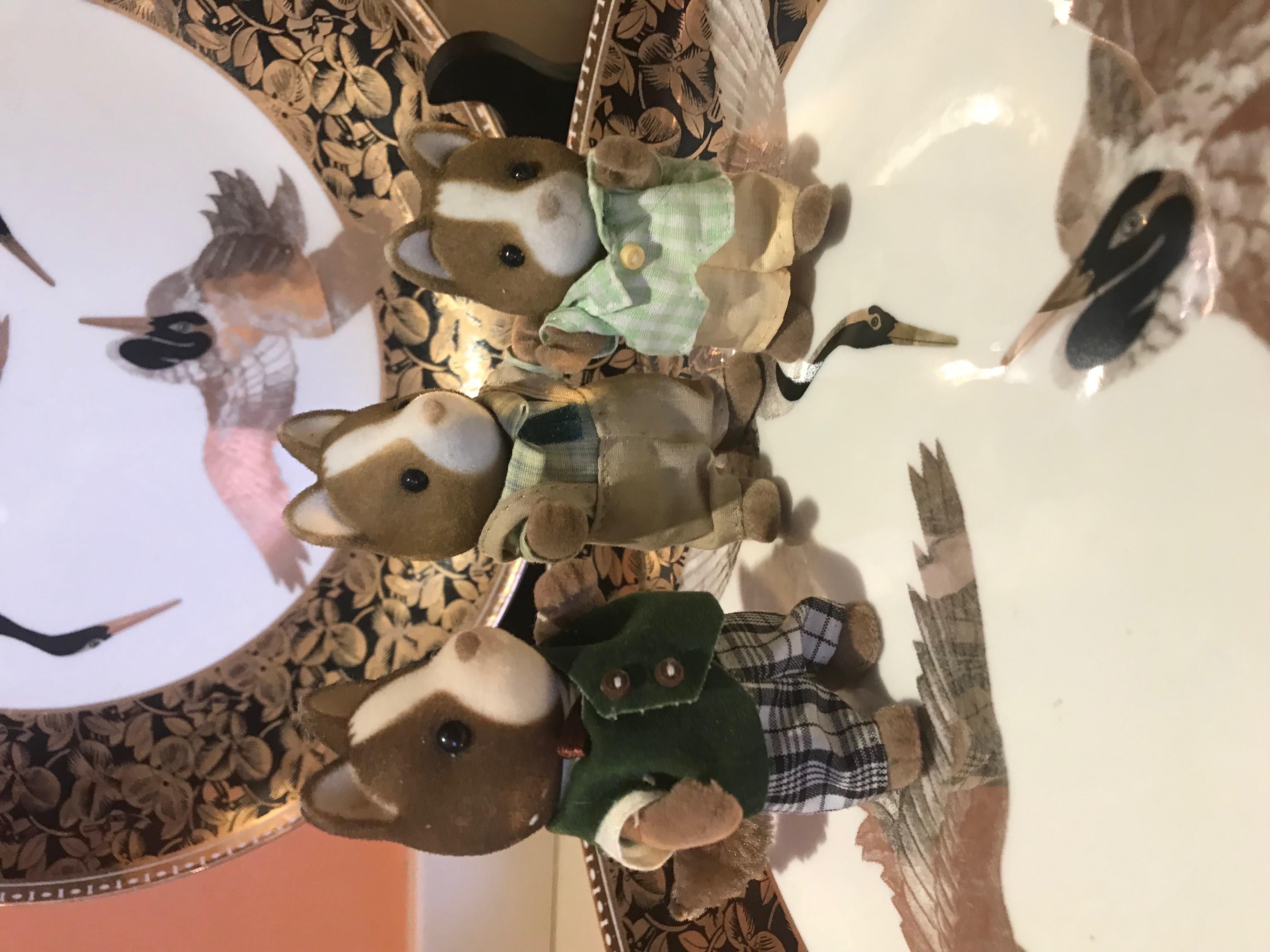 Hound Dog Family