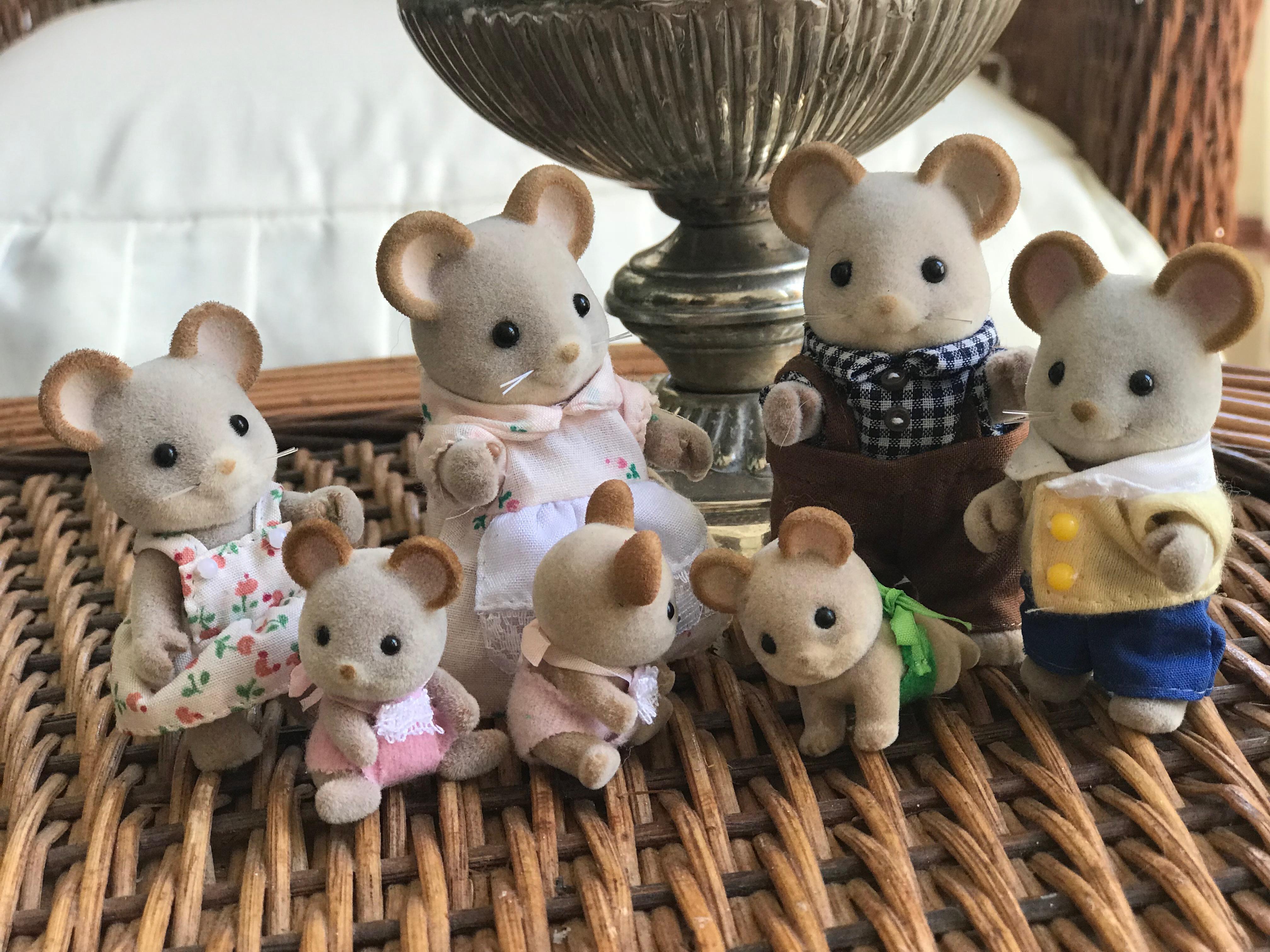 Maces City Mice