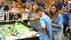 FIRST LEGO League drivers