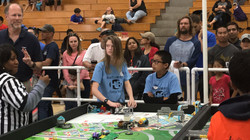 FIRST LEGO League Drivers 2