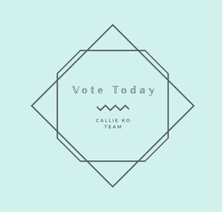 VoteTODAYCALLIE@&KOTEAm.jpg