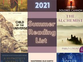 Awakening 2021 Summer Reading List - JLFSULLIVAN.COM