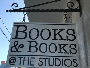 """Key West Book Store """"Books&Books"""" now carrying """"Child Of The Universe"""" :)"""
