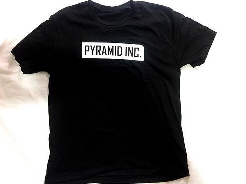 T-Shirt Pyramid Inc. Retangulo
