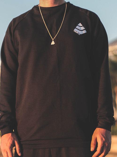 Casaco moletom Logo Pyramid Inc.