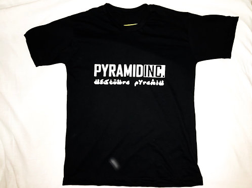 T-Shirt Descubra Pyramid