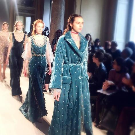 Milan Fashion Week, Luisa Beccaria