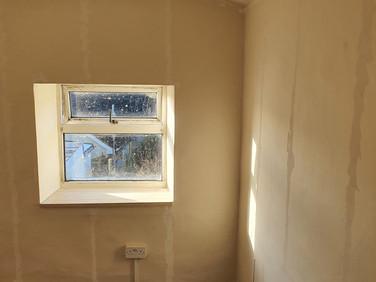 Cottage room prep