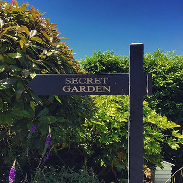 The Secret garden, planting, shrubs & hedges - Ark Fencing & Garden Services
