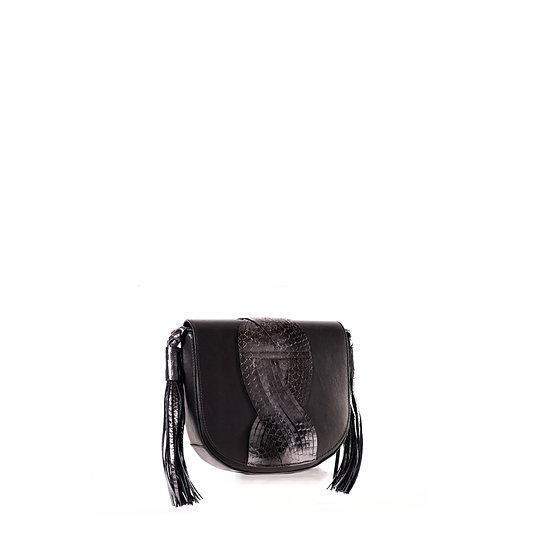 Brizzy - Crossbody Saddle Bag