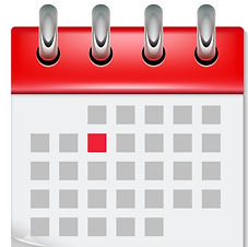 calendar-icon-with-month-time-symbol-fla