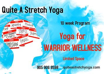 Warrior Wellness Website 2021 - Made wit