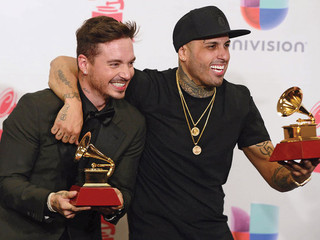 How Nicky Jam & J Balvin Plan to Take Over American Film, Fashion