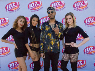 WATCH THE HOTTEST LATIN TRAP ARTIST KASEENO PERFORM AT FESTIVAL CALLE ORANGE, DOWNTOWN ORLANDO