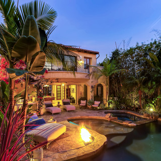 Lifestyle Outdoor Living with Pool Russ Petrone Properties