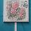 Thumbnail: Perchero en rosas victorianas elegante