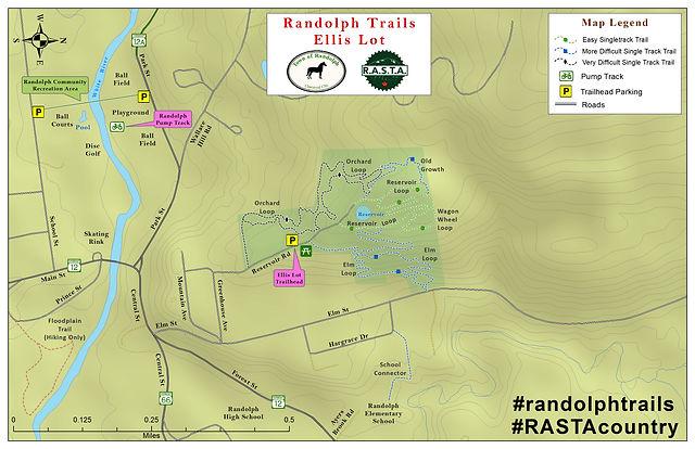 RASTA Randolph Trails