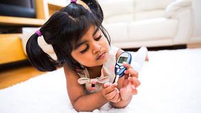 As complicações mais comuns em adolescentes e jovens adultos com diabetes tipo 2.