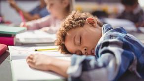 Provado: Horário de entrada da escola, interfere no desempenho escolar e qualidade do sono.