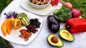 Ingestão de fibra alimentar em relação ao risco de doença renal crônica.