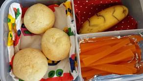 Nutricionista dá dicas de comidas saudáveis para a lancheira do seu filho