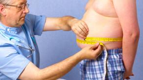 Obesidade grave na infância prediz alto risco de obesidade na idade adulta.