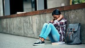 Altos índices de ansiedade em escolares brasileiros.
