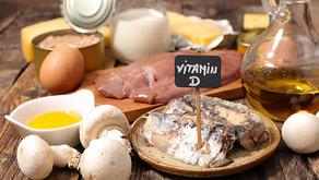 A suplementação de vitamina D reduz o risco de infecções respiratórias.