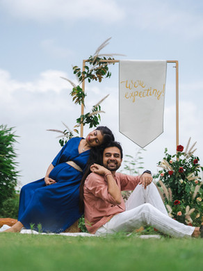 Ankita & Mihir   Maternity & Lifestyle   Bhopal