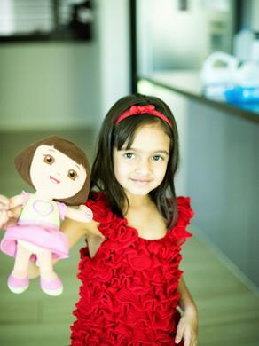 Arianna & Arshiya's Home Session