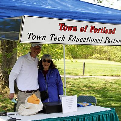 Exchange Club Golf Tournament Benefits Town Tech Scholarship