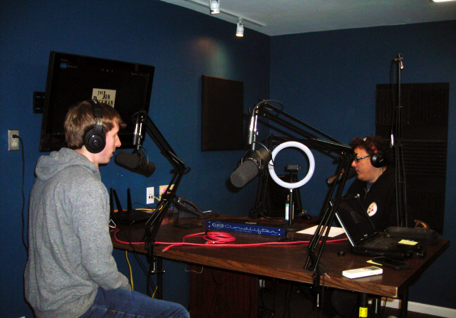 The first episode of The Jon Peckman Podcast where he interviews Dan Hollenbeck, a piano teacher at ConnValley School of Music & Dance.