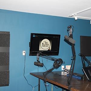 Podcast Studio Construction Progress